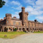 Kinloch Castle Ostrov Rum