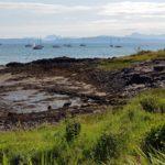 Ostrov Rum plachetnice