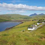 Ostrov Skye Skotsko
