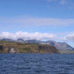 Plavba skotska krajina