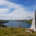Pomnik Ostrov Skye Skotsko