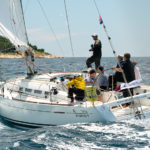 Beneteau First 35 - Kapitanska regata