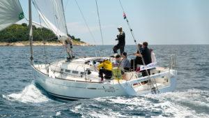 Beneteau First 35 - Kapitanska regata